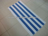 100% Cotton Stripe Lines Beach Pool Towels