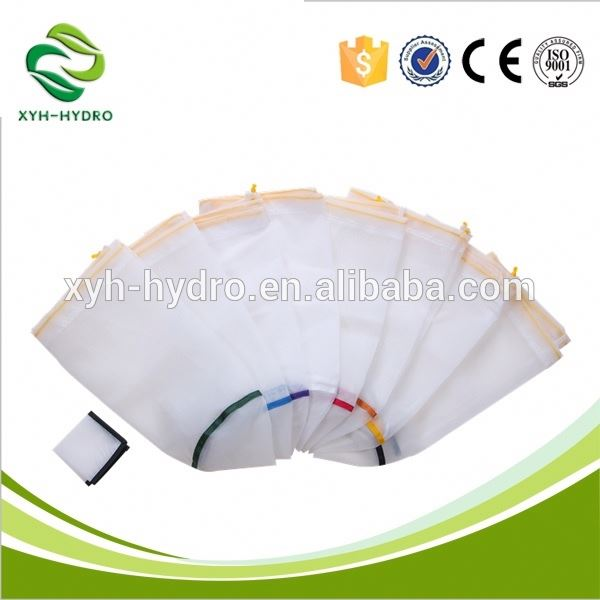 Hydroponic Herb Plant all mesh filter bags for tea equipment Factory
