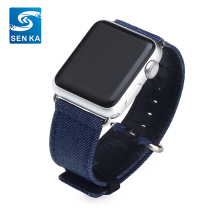 For iWatch Accessories,Canvas With Classic Buckle for iWatch Bracelet