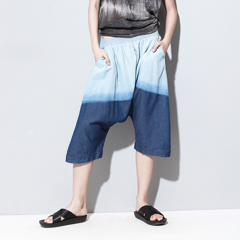 China Product Men Clothing Pajama Harem Short Pants For Men