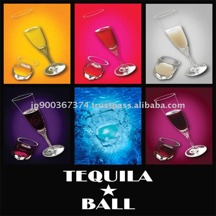 tequila ball is confectionery alcohol jelly