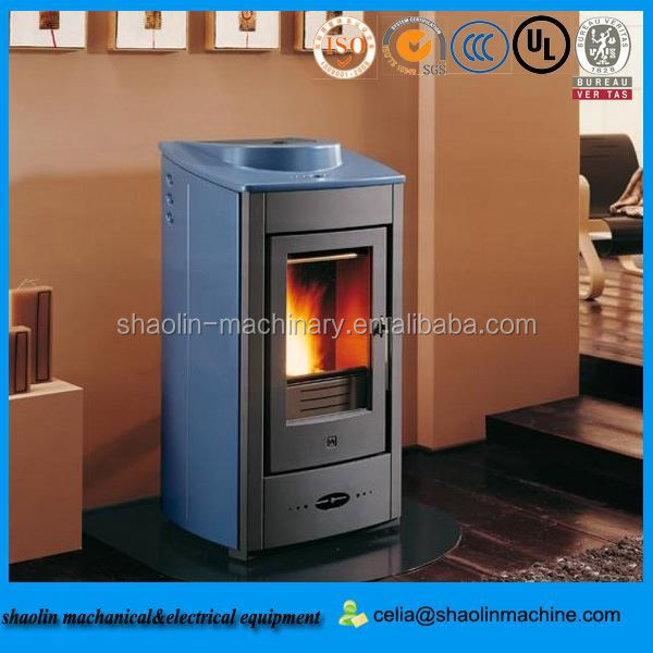 High efficient wood stove pellet wood pellet stove with for Small efficient wood stoves