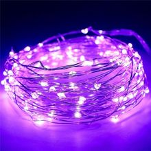 Copper Wire LED Lights Christmas Firefly Lights
