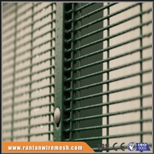 358 weldmesh anti climb fence 12.5mm x 75mm