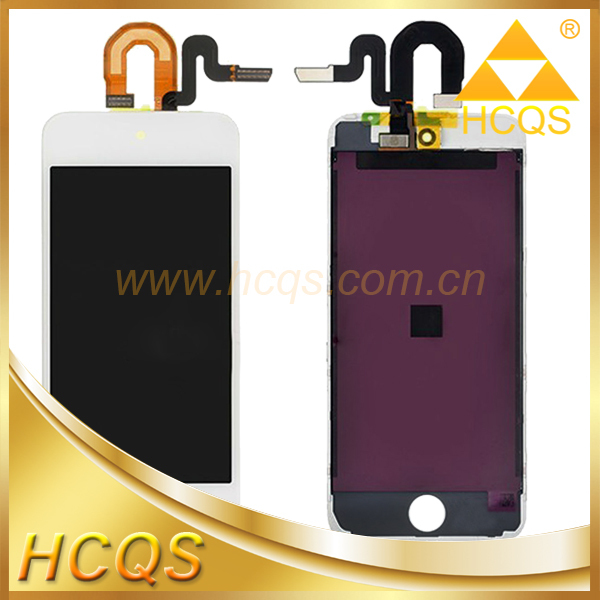 100% OEM brand new Hot selling for ipod touch 5th generation lcd screen assembly for ipod touch 5 lcd digitizer