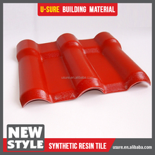 Alibaba india Fire retardant coating stong fire resistance synthetic roof tile qualified supplier
