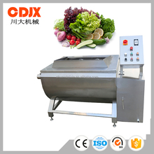 Professional industrial processing equipment leafy fruits vegetable washer
