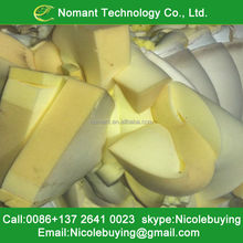 Wasted PU Bra foam scrap Mixed Color Cheap Price