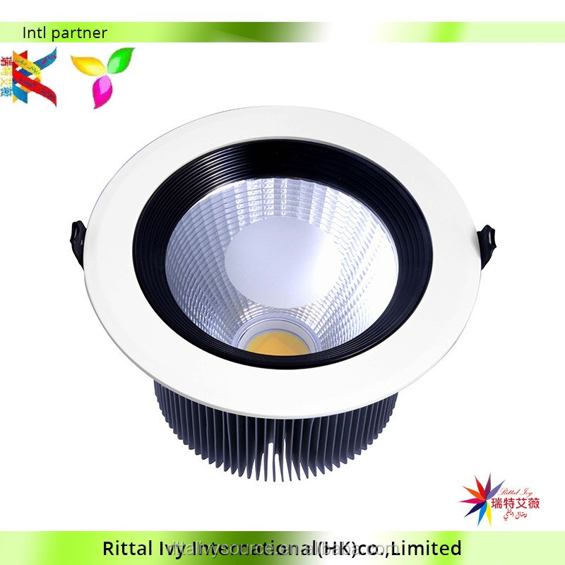 Designer High Power Dimmable 5W Led Down Light Components