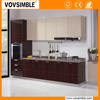 VOVSIMBLE Opening Custom MDF Kitchen Cabinet Design with Home Furniture