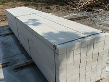 Construction grade concrete Formwork beam