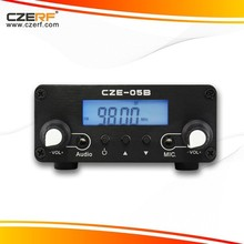CZE-05B 0.5W Broadcast Radio Audio Amplifier Home FM Transmitter Kits with Home Stereo Tube Amps