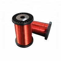 2018 High Quality UL Enameled Copper Magnet Wire for Transformer Motor Fan Voice coil 16 18 20 22 24 26 AWG Gauge