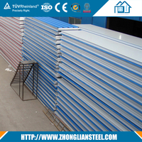 High quality cheap price eps cement sandwich panel