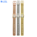 2018 OEM brand square waterproof watch for lady