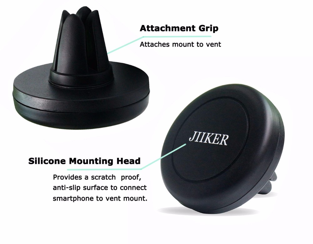 High Quality Air Vent Mount Magnetic Car Phone Holder