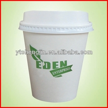 4 oz paper cups with paper cup lid and take away paper cup holder