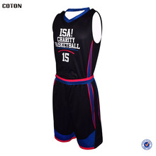 Guangzhou lastest dry fit yellow design reversible basketball jersey