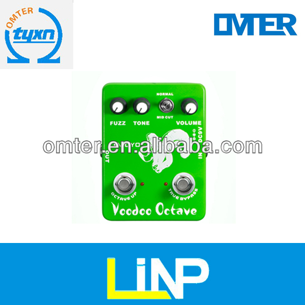 JF-12 retail guitar effects pedals