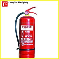 standard good price dry chemical powder fire extinguisher