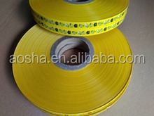 Yellow Tag Labels Roll For EPSON ,BROTHER,HP,CANON,HP Inkjet Cartriges