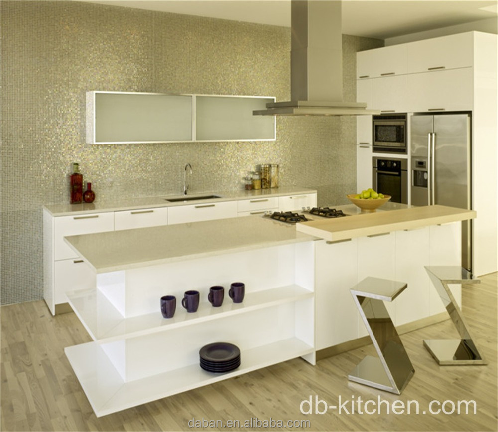 White Kitchen Cabinet Lacquer Kitchen Cabinet Modern Kitchen Cabinet