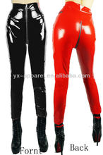 wholesale 2013 high fashion pvc leather leggings