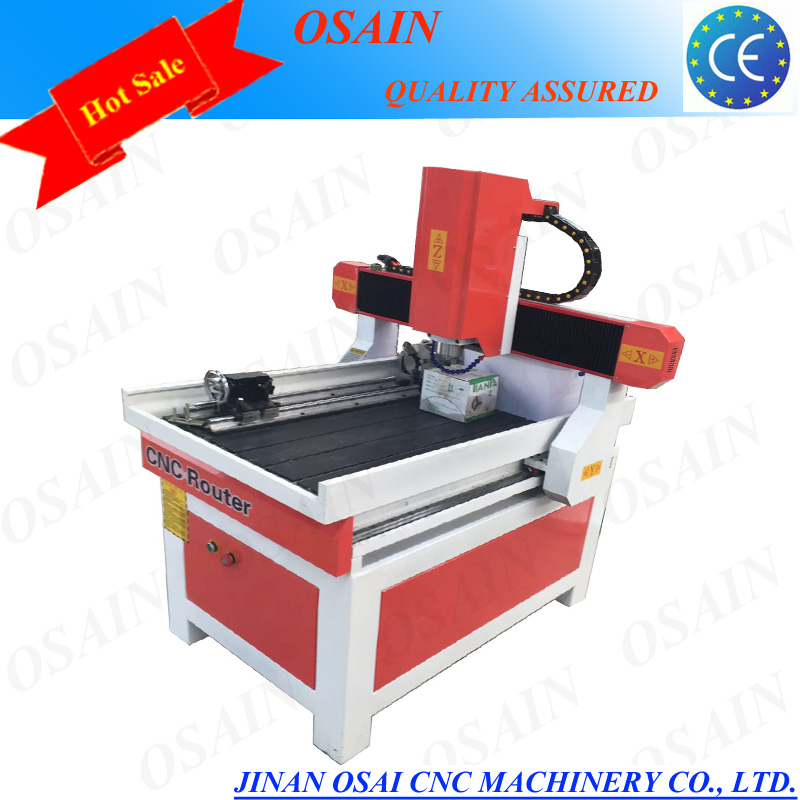 Hot Sale 3D Furniture Carving Machine / Woodworking CNC Router 6090
