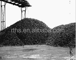 Low price of metallurgical coke