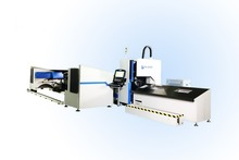 High speed fully automatic metal pipe laser cutting machine