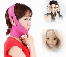 2014 fashionable elastic and durable neoprene face slimming patch in stock