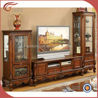 Alibaba express living room lcd tv stand wooden furniture A95