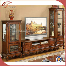 Alibaba express living room lcd tv stand wooden <strong>furniture</strong> A95