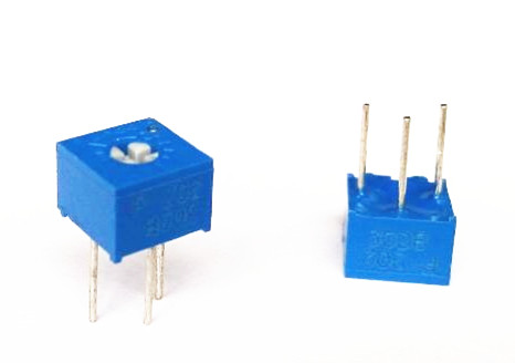 TUV and ROHS 3362R 0.25W claro mexico throttle potentiometer