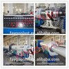 pvc pipe manufacturing machinery / pvc pipe line