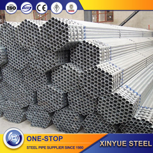 BS1387-1985 Galvanised Scaffolding Tube