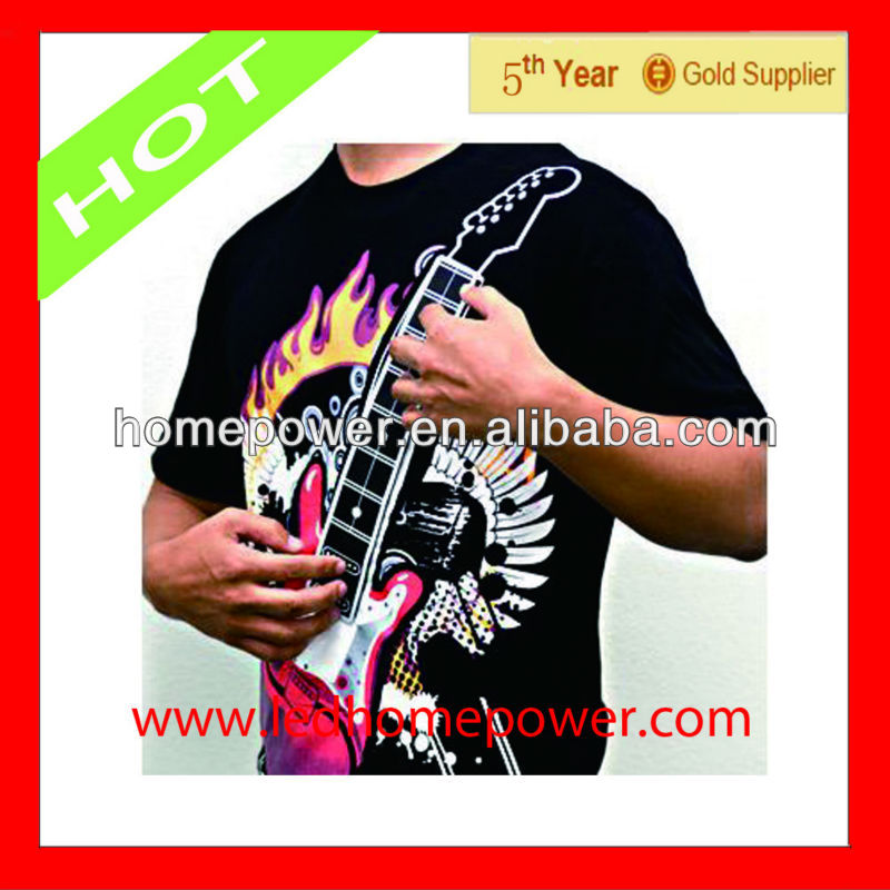 Electronic Rock Guitar t-Shirt supplier from china