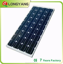 Mono and poly 100 watt 18v solar panels manufacturer