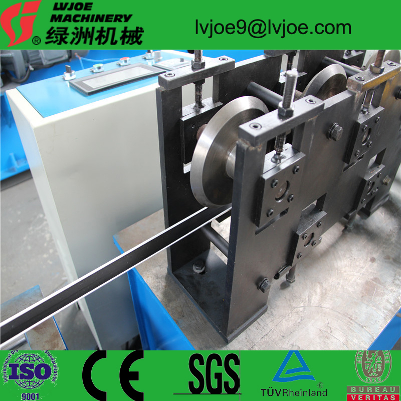 medium scale gypsum plaster board making machines/ceiling t grid roll forming machine