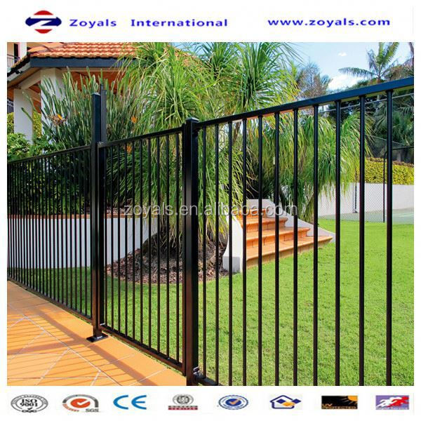 2015 good quality fence garden fence wooden fence