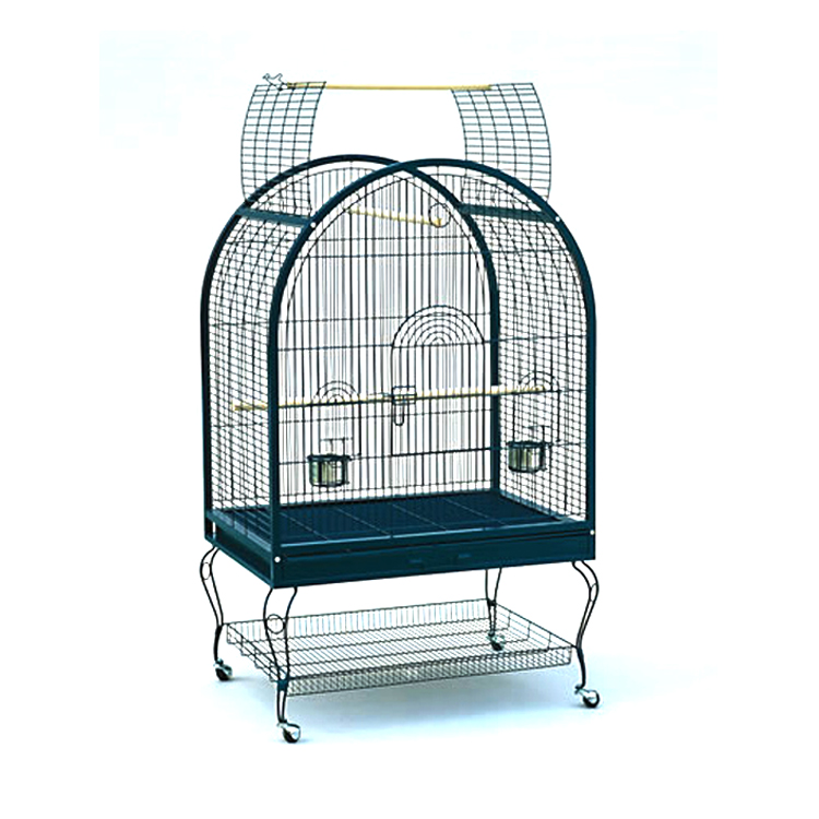 hotsale dark blue large parrot cage