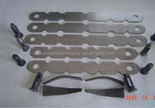 wall ties concrete wall form/nominal wall ties/x flat tie