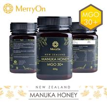 MerryOn New Zealand Manuka MGO 30+ mature pure natural royal honeycomb honey