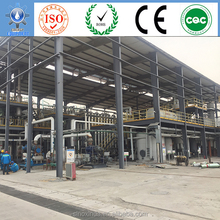 free fatty acid distillation vegetable oil recycling plant