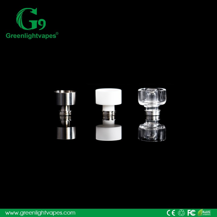Ceramic donut atomizer g9 510nail quartz nail Greenlightvapes wholesale