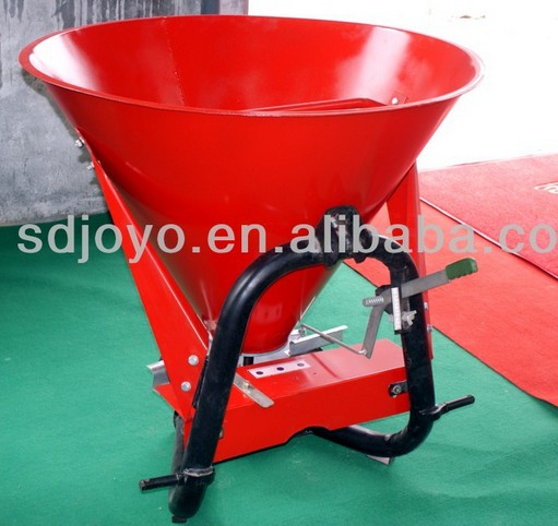 CDR-600 tractor spreader for fertilizer
