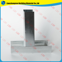 Metal building material factory galvanized stud steel frame