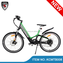 Sweden stromer 26 inch 36V/250W E-SPECIAL ORION electric bike MTB with pedals/bafang motor