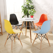 Hot Selling modern Outdoor replica plastic leisure emes chair