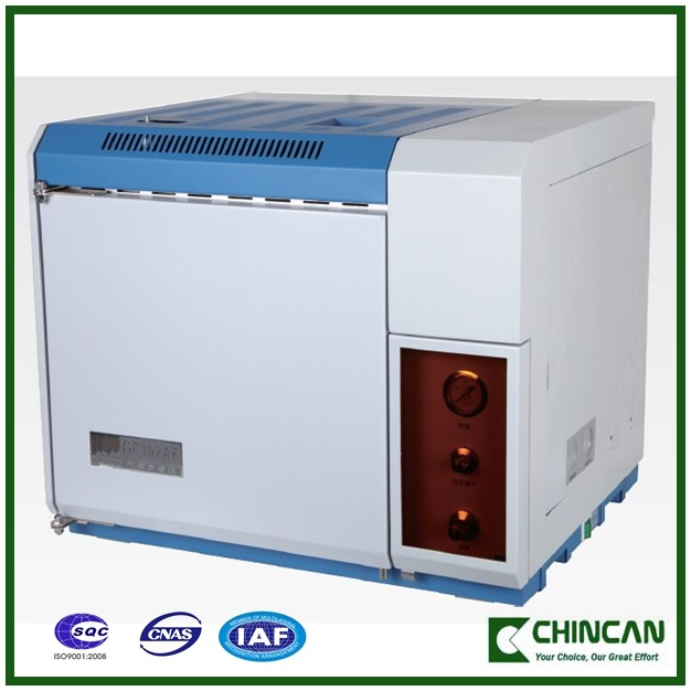 GC102AF Gas Chromatograph with FID and can conduct remote detection and fault diagnosis